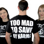 "T-Shirt ""Church Of RORCology"" Back"