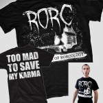 "T-Shirt ""The Church Of RORCology"""